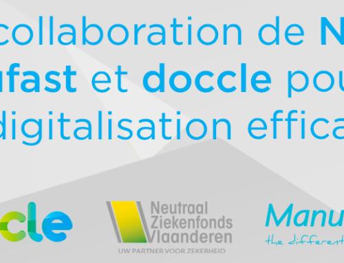 Une collaboration de NZVL, Manufast et doccle pour une digitalisation efficace
